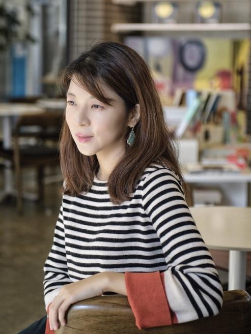 Writer Sohn Won-Pyung Ⓒ cine21 OH KYE OHK
