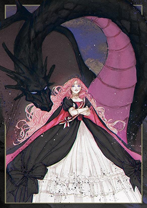 Illustration of <Dragon Queen Maker>