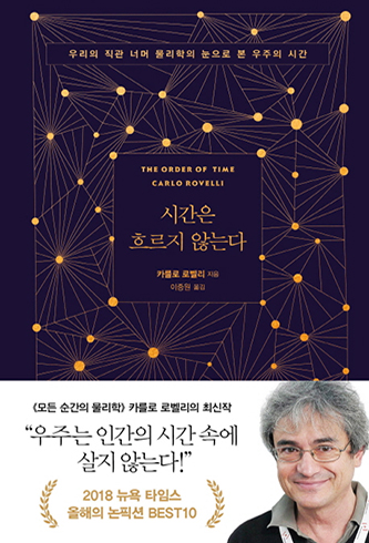 <The Order of Time>