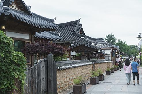 Jeonju Hanok Village 2