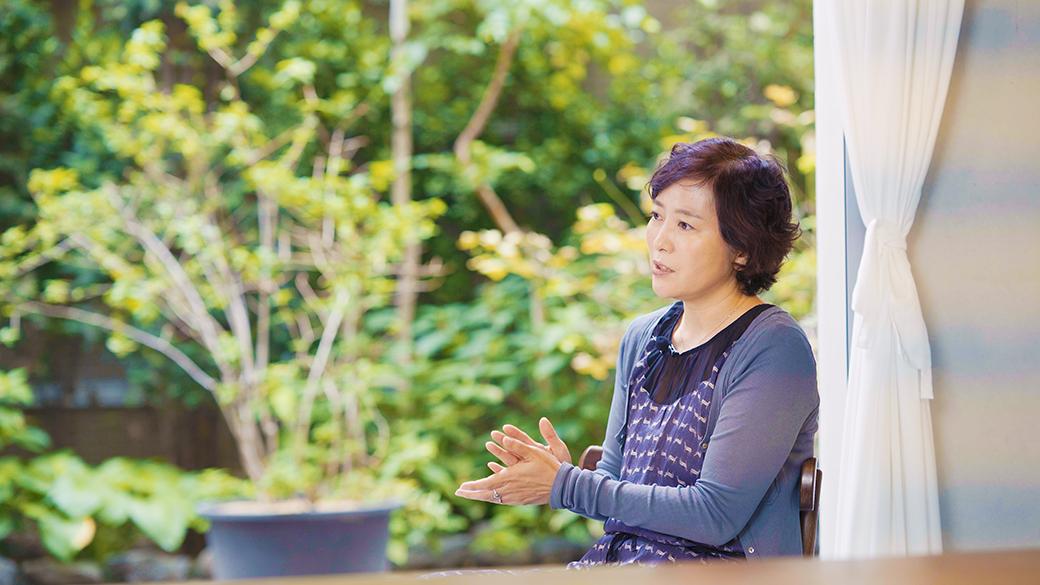 Writer Baek Hee-Na