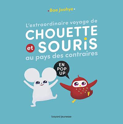 'Chouette et Souris' published in France