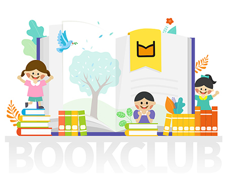 Woongjin Smart All, Book Club