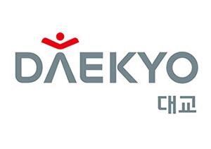 Logos of Daekyo Co.